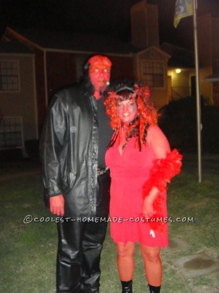 Hellboy & his wife