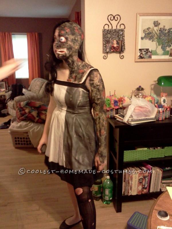 Original Two-Face Halloween Costume Idea - 3