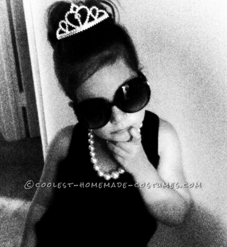 Breakfast at Tiffany's Holly Golightly (Audrey Hepburn) Costume for a 5 Year Old