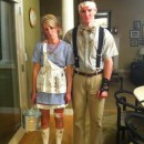 Jack and Jill Couple Costue