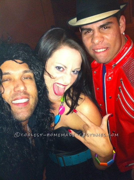 Simple Katy Perry and Russell Brand Couple Costume - 2