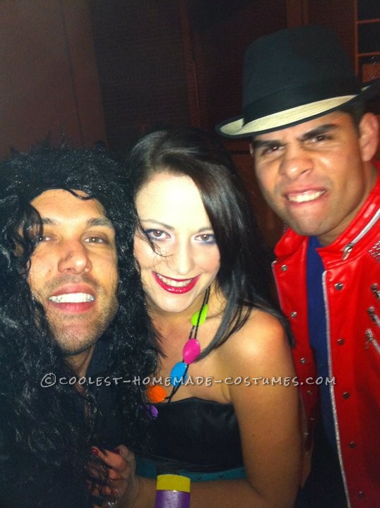 Simple Katy Perry and Russell Brand Couple Costume - 1