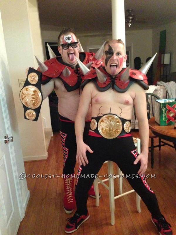 Coolest Legion of Doom Wrestling Partners Costume - 1