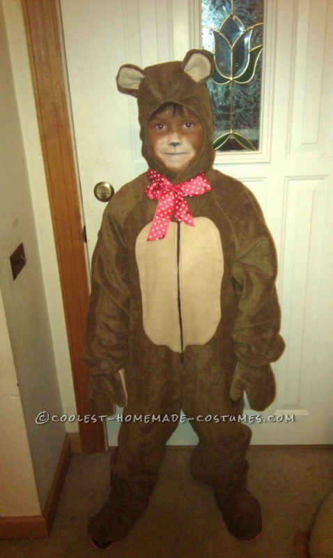 Coolest Life-Sized Build-a-Bear Costume
