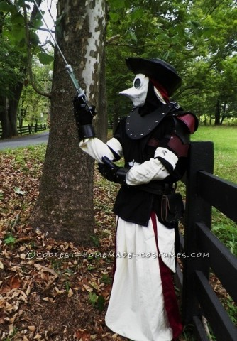Coolest Malfatto Costume from Assassins Creed