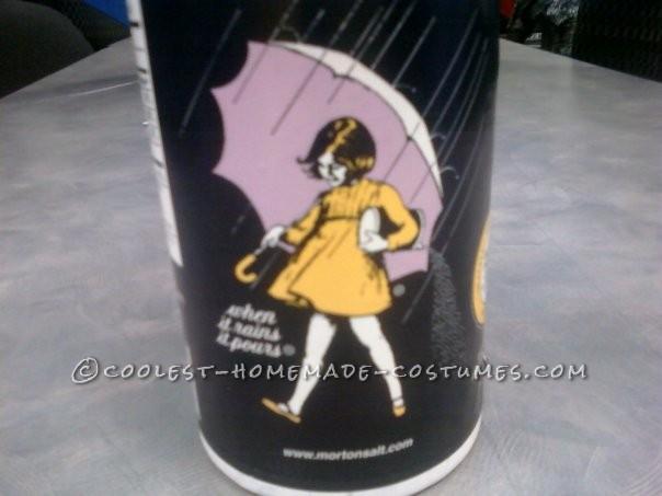 Fantastic Morton's Salt Girl Costume Idea - 2