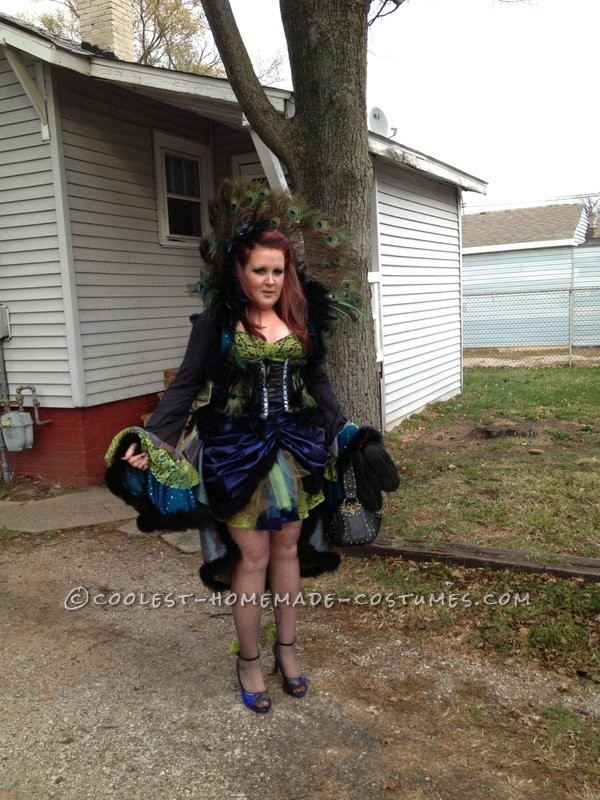 Usually I can come up with some not so ordinary costumes. I thought I had done that this year as well. Lol, but as I entered this site, I realized my