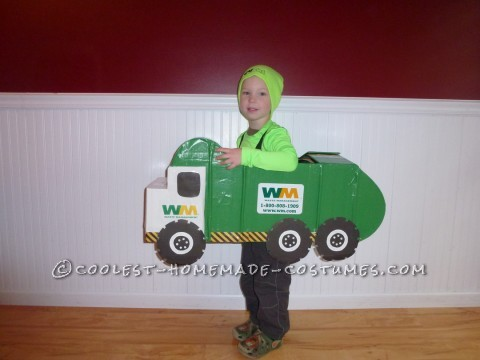 My son, Chason is 3 1/2 years. He is absolutely obsessed with garbage trucks. He will sit for hours at the computer and watch You Tube videos of garb