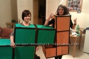 Original Tetris Blocks Group Costume - 2
