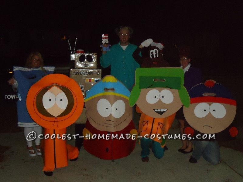 Original Towelie from South Park Halloween Costume