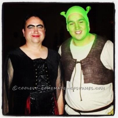 Doris the Ugly Step Sister and Shrek