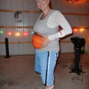 I was due in December 2010, and our friends have a halloween party every year. When I was pregnant, I was all belly and I thought if I could somehow