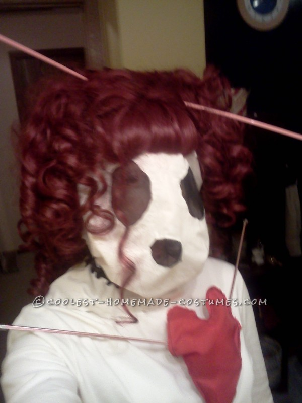 Quick and Easy Voodoo Doll Costume
