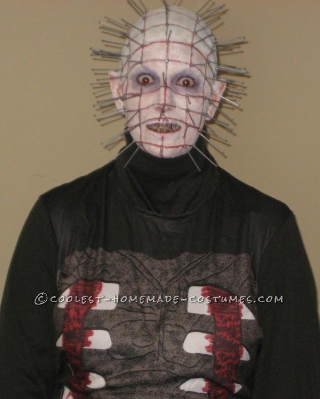 Scariest Pinhead Halloween Costume - 1