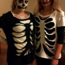 Sister Skulls Costume