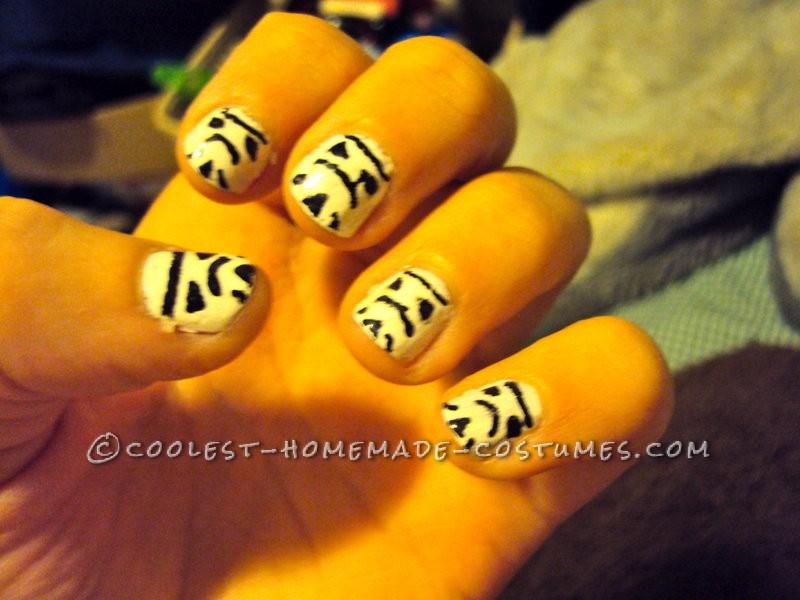 Storm Trooper Nails