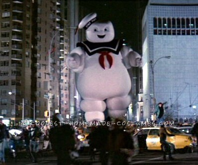Original Baby Halloween Costume Idea: Stay Puft Marshmallow Baby - 4