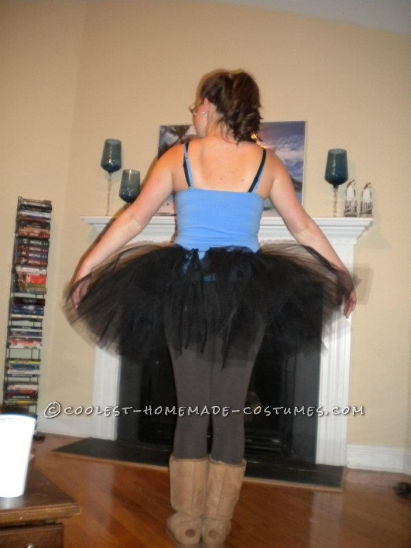 The Black Swan and Always Sexy Mila Kunis Costume - 3