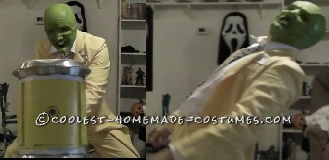 Awesome Halloween Costume: The Mask - 1