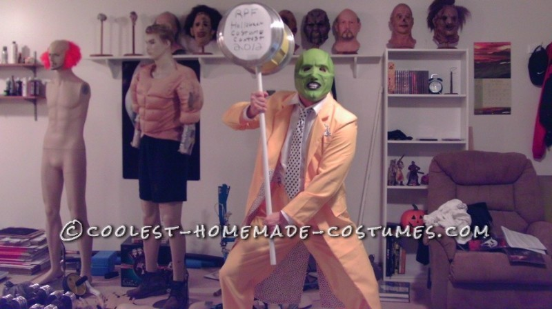 Awesome Halloween Costume: The Mask - 3