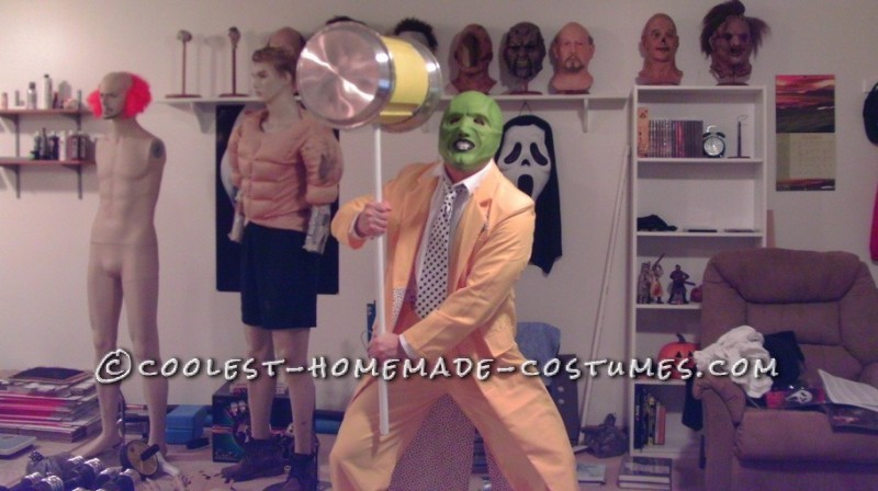 Awesome Halloween Costume: The Mask - 4