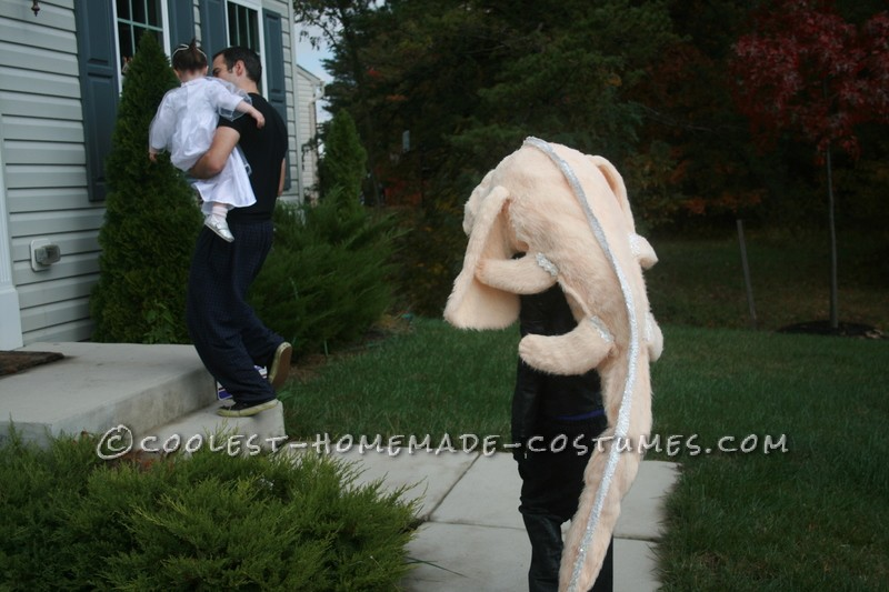 Cool Neverending Story Group Costume: A Flying Dog, Rock Eater, Hero and a Princess - 2