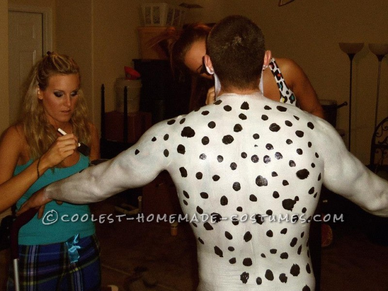 The Obedient Dalmatian Costume - 3