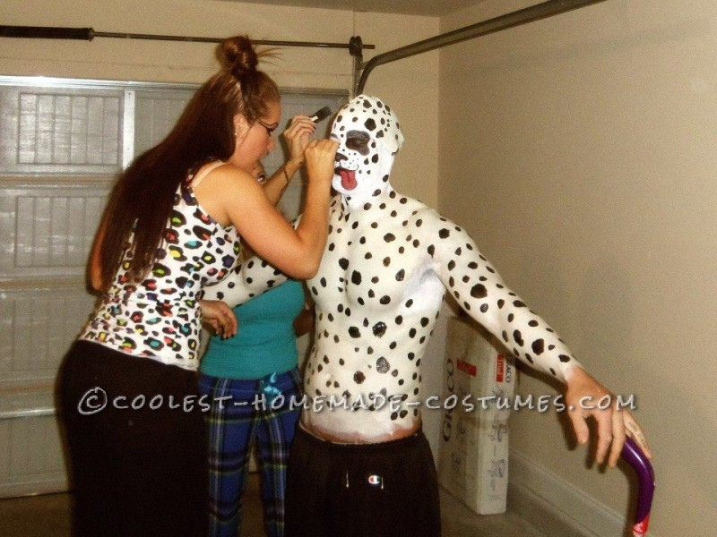 The Obedient Dalmatian Costume - 2