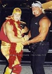 This Costume is from 2002, But Hands Down it's the Best Hulk Hogan Ever