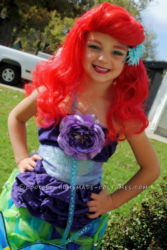 Halloween Costume Ariel