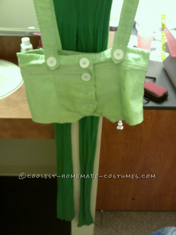 Coolest Homemade Joker Halloween Costume - 5