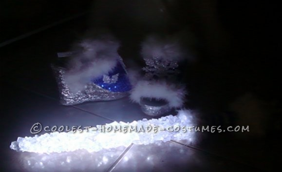 Coolest Winter Theme Ice Queen Costume - 3