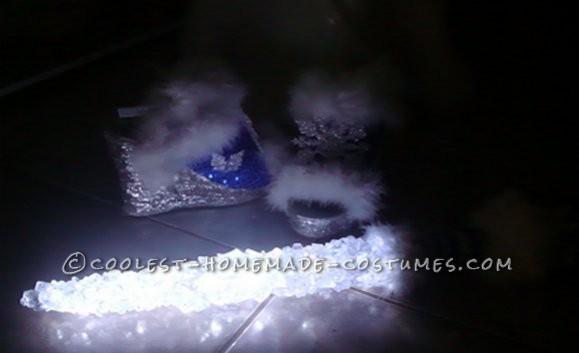 Coolest Winter Theme Ice Queen Costume - 3