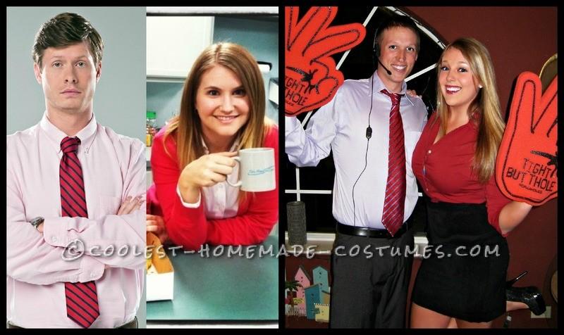 Last-Minute Workaholics Couples Costume - 1