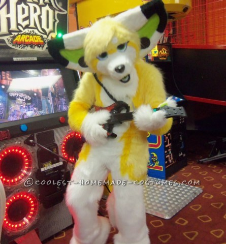 HI I am Veyda and I am in high school. I have always wanted a mascot costume. The one I wanted was $2100.00. So that was out of the question.I