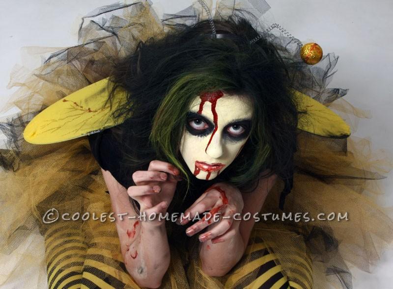 Original Zom-Bee Homemade Halloween Costume - 1