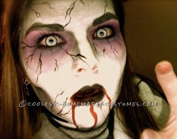 Cool Zombie Bride Costume - 3