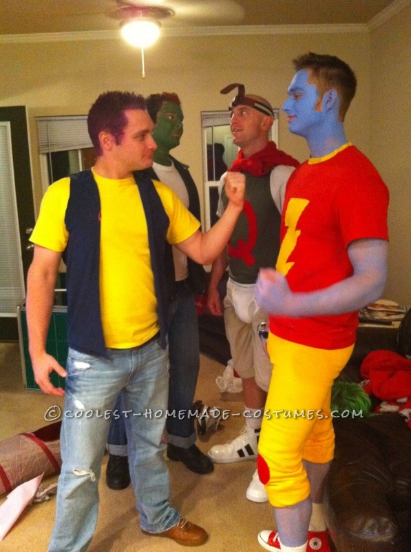 Coolest Doug! Homemade Group Halloween Costume - 3