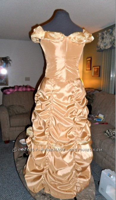 Finished Gown front