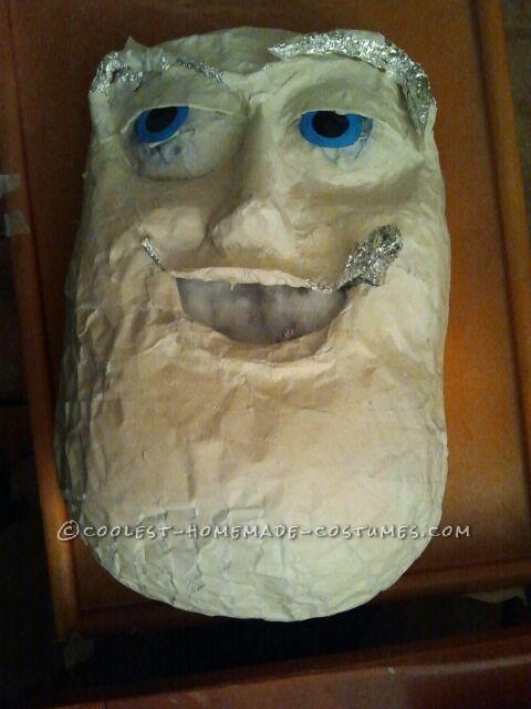 7.5 ft Tall Buzz Lightyear Halloween Costume - 2
