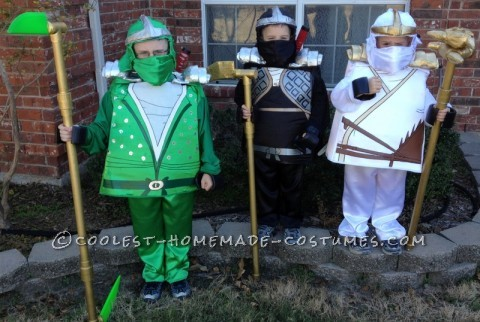 Awesome Lego Ninjago Minifigure Costumes