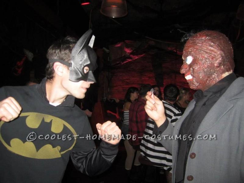 Tails! You Die Batman