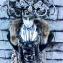 Amazing Hand Made Art Deco Medusa Costume