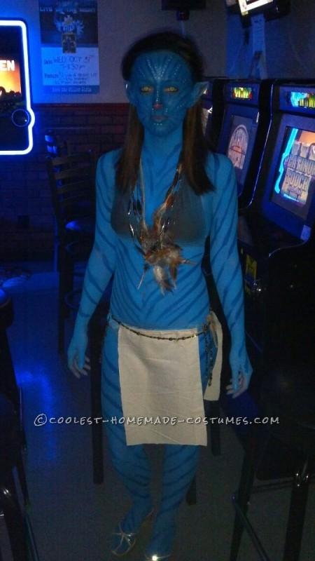 Coolest Homemade Avatar Halloween Costume