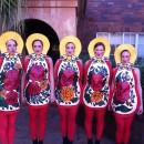 Awesome Homemade Group Costume: Matryoshka/Russian Nesting Dolls