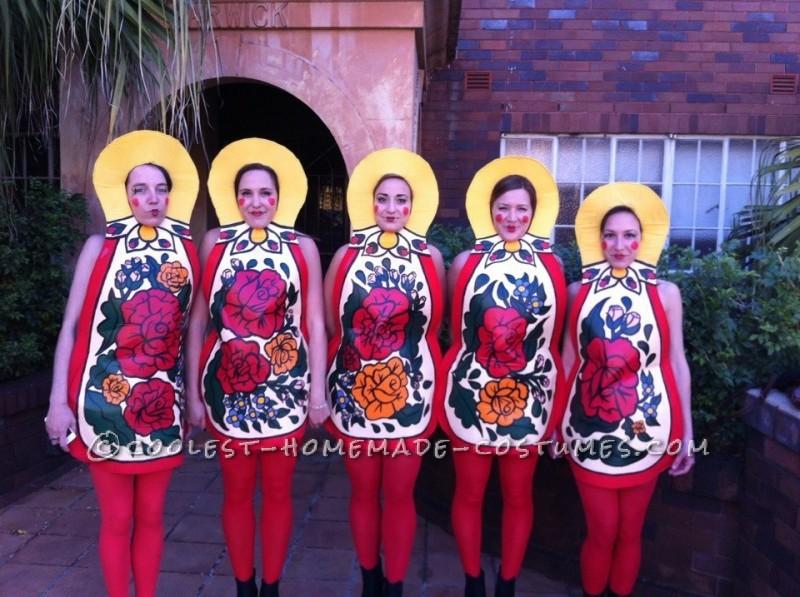 All the girls! Matryoshka Dolls