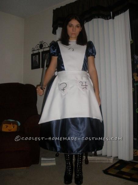 Best American Mcgee's Alice Costume