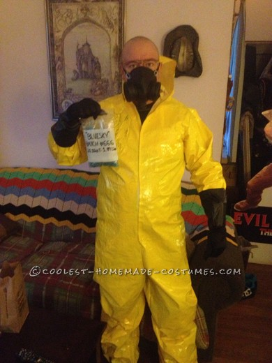 Best Homemade Breaking Bad Costume!