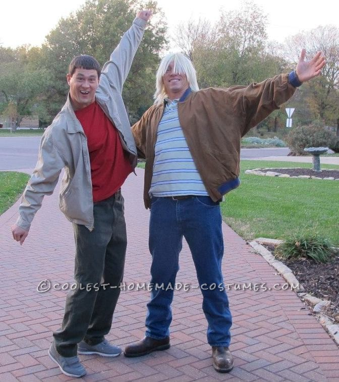 Best Dumb and Dumber Look-A-Like Costume Ever! - 4