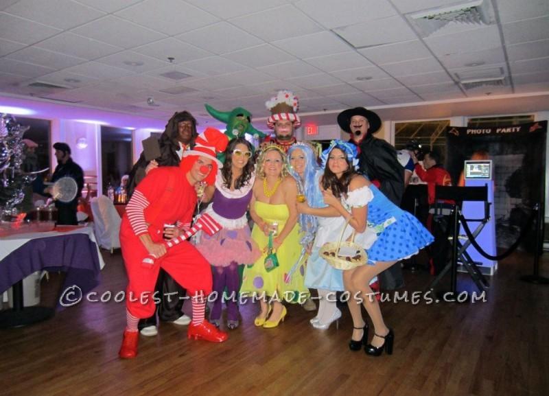 Best Group Costume!!